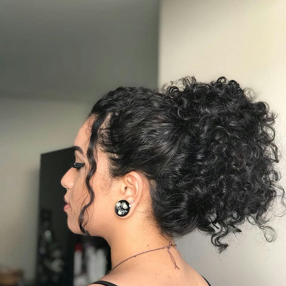Cachos Penteados