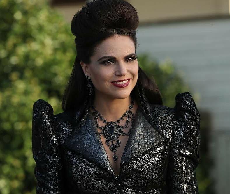 regina evil queen makeup